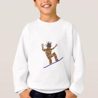 Snowboarder Sweatshirt