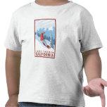 Snowboarder-Szene - Lake Tahoe, Kalifornien Shirt