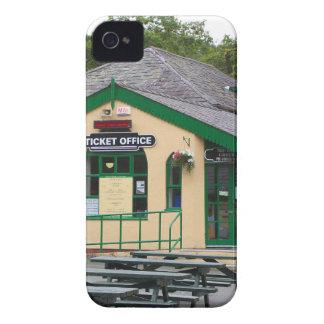 Snowdon Gebirgsbahnhof, Llanberis, Wales iPhone 4 Hülle