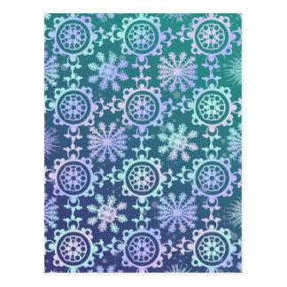 Snowfill Postkarte