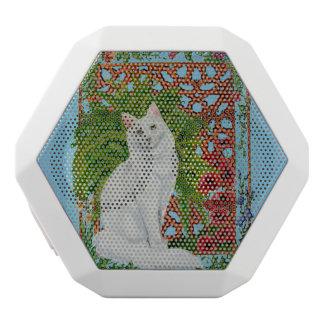 Snowis Garten Weiße Bluetooth Lautsprecher