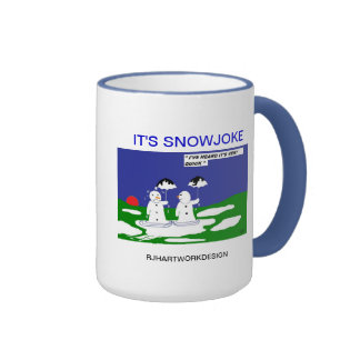 SNOWMAN-TASSE