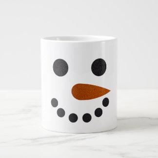 Snowman-Tasse für Kaffee-oder heiße Jumbo-Tasse