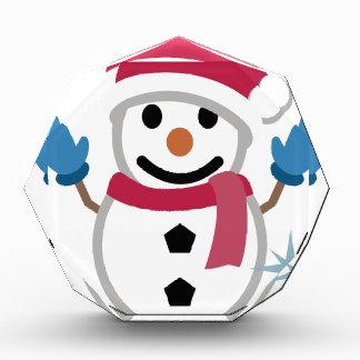 Snowman-Zeichnen Auszeichnung