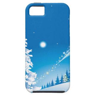 snowmans Weihnachten iPhone 5 Schutzhülle