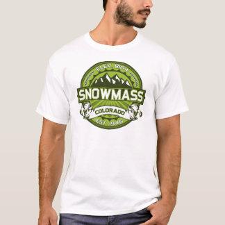 Snowmass Grün T-Shirt