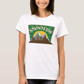 Snowmass Sun Berg T-Shirt