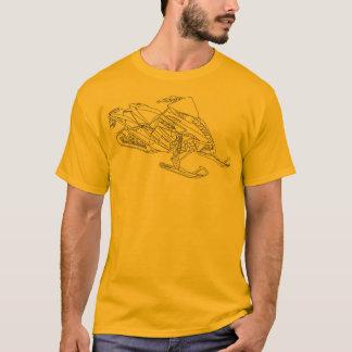 Snowmobile-T - Shirt