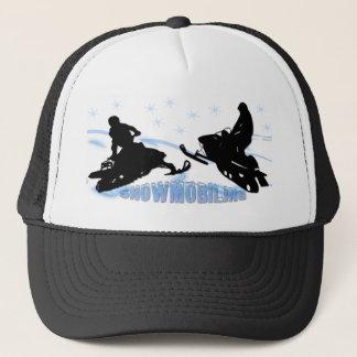 Snowmobiling - Snowmobilers Hut Truckerkappe
