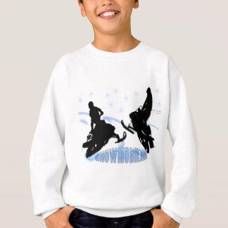 Snowmobiling - Snowmobilers Sweatshirt