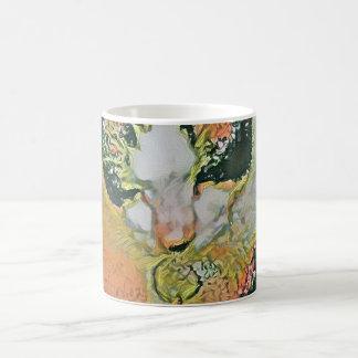 Snowshoekirschblüten-Miezekatze Kaffeetasse