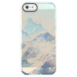 Snowy-Berge Permafrost® iPhone SE/5/5s Hülle