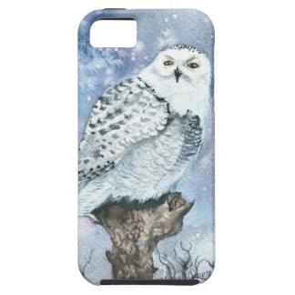 Snowy-Eule iPhone 5 Fall iPhone 5 Schutzhüllen
