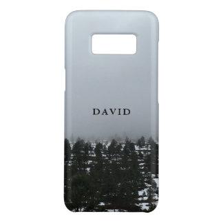 Snowy-Lava-Gebirgsbäume Case-Mate Samsung Galaxy S8 Hülle