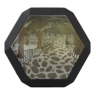 Snowy-Nacht Schwarze Bluetooth Lautsprecher