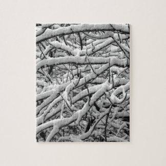 Snowy-Niederlassungen Puzzle
