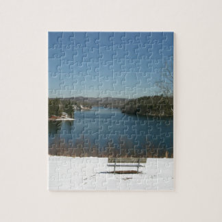 Snowy See Puzzle