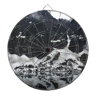 Snowy See-T - Shirt Dartscheibe