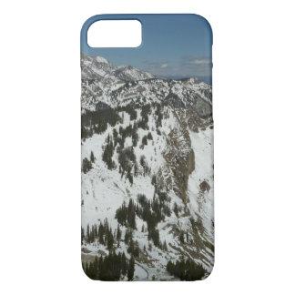Snowy-Spitzen der großartigen Fotografie Teton iPhone 8/7 Hülle