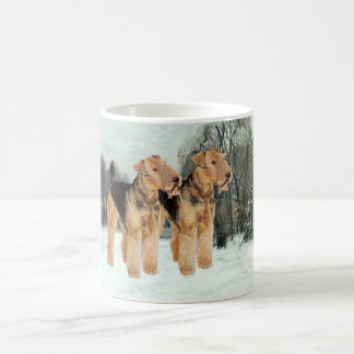 Snowy-Tag Kaffeetasse