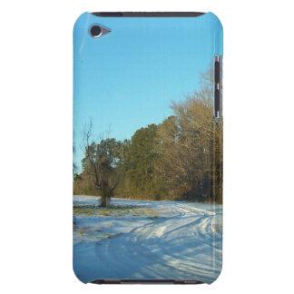 Snowy-Weg iPod Touch Cover
