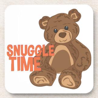 Snuggle-Zeit Untersetzer