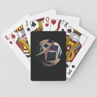 So amerikanisch wie ..... spielkarten