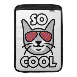 SO COOLE Katze Sleeve Fürs MacBook Air