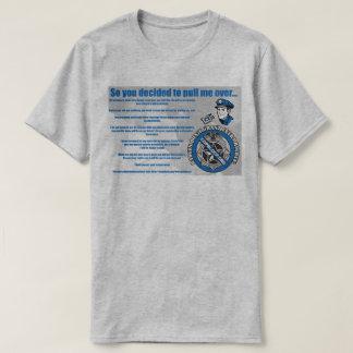 So entschieden sich Sie, mich über zu ziehen… T-Shirt