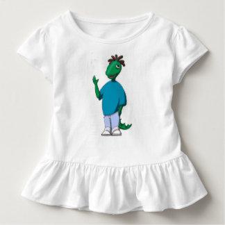 So gelassen uns lesen! Reggie das magische ist Kleinkind T-shirt