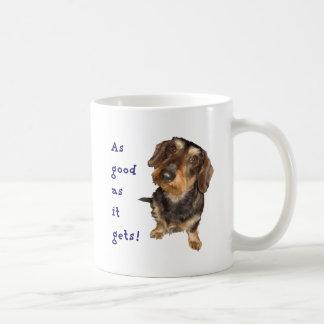 So gut wie es erhält kaffeetasse