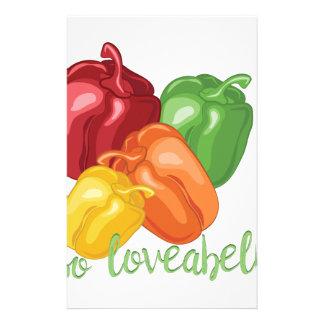 So Loveabell Briefpapier