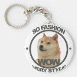 So Mode, so Doge Schlüsselband