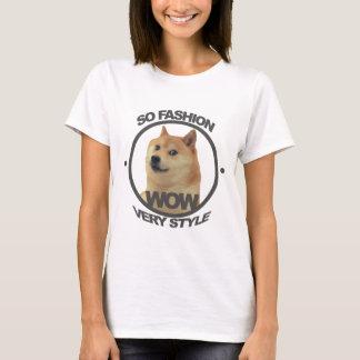So Mode, so Doge T-Shirt