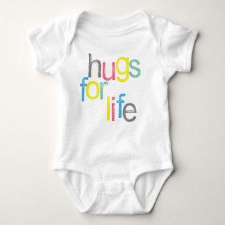 So niedlich! Umarmungen für das Leben Baby Strampler