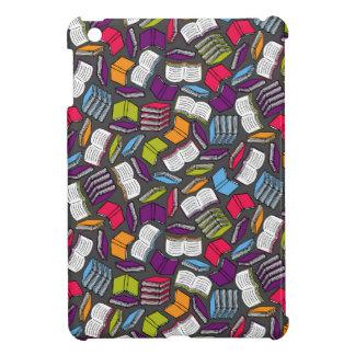So viele bunten Bücher… iPad Mini Hülle