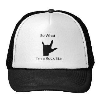 So, was ich ein Rockstar bin Netzkappen