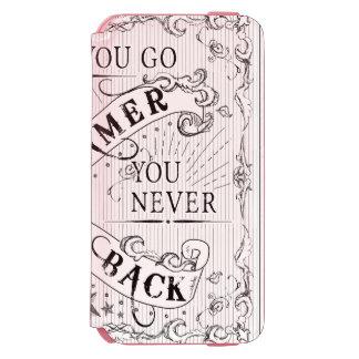 Sobald Sie Gamer gehen, gehen Sie nie zurück Incipio Watson™ iPhone 6 Geldbörsen Hülle
