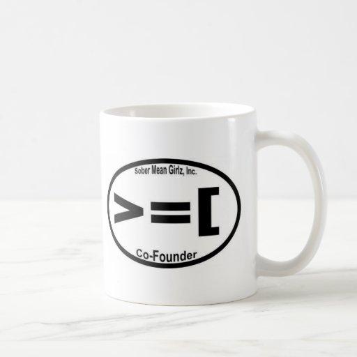 Sober Mean Girlz, Inc. Teehaferl