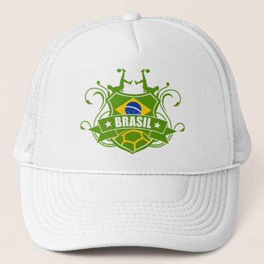 soccer BRASIL Truckerkappe
