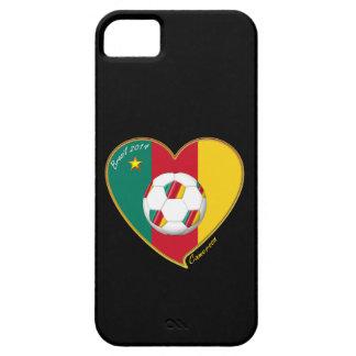"Soccer ""CAMEROON"" FOOTBALL Team, Fußball von Kamer iPhone 5 Cover"