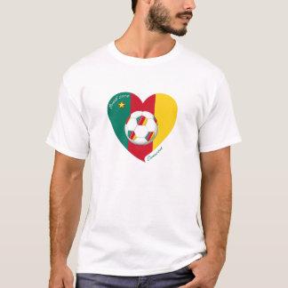 """Soccer """"CAMEROUN"""" Football Team, Fußball von T-Shirt"""