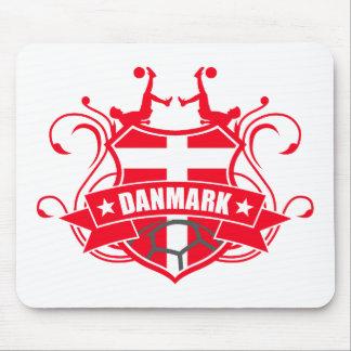 soccer DANMARK Mousepads