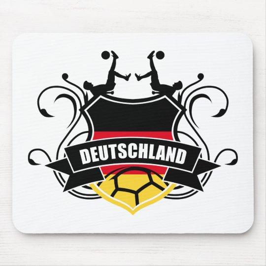 Soccer Deutschland Fussball Mousepad
