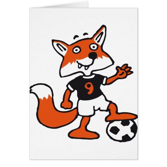 soccer fox karte