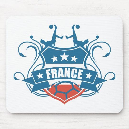 soccer FRANCE Mauspads
