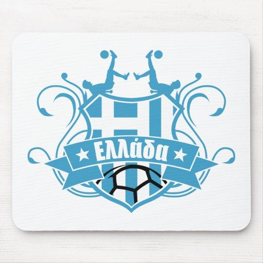 soccer GREECE Mousepad