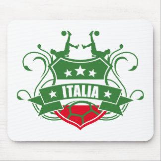 soccer ITALIA Mauspad