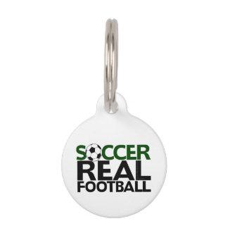 Soccer=Real Fußball Tiernamensmarke