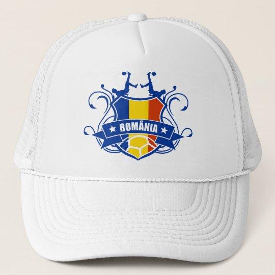 soccer ROMANIA Truckerkappe